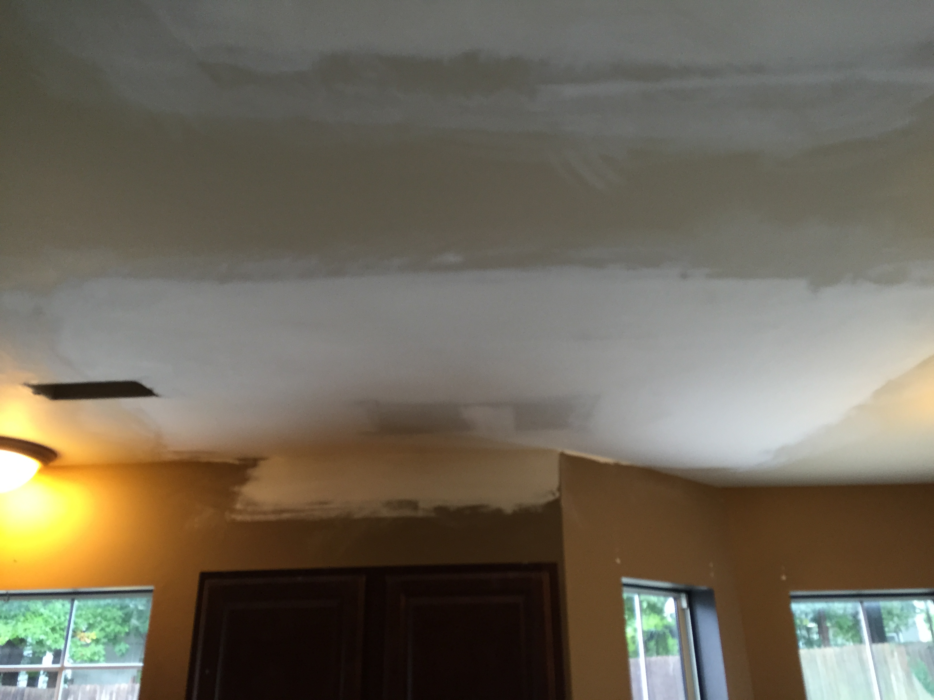 ceiling file is attached fayetteville drywall repair